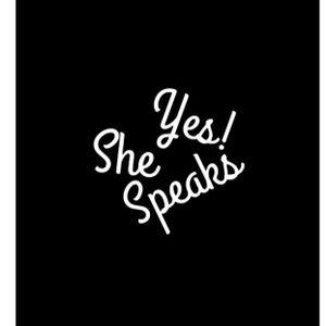 Yes! She Speaks 4-27-18