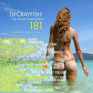 TWC 181 (2014) DJ Crayfish MIX 118 (MADNESS 2K14 DANCE MEGAMIX VOL.4)