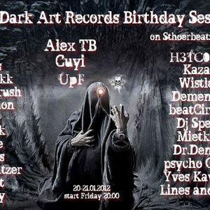 beatCirCus @ Dark Art Records Birthday Session on Sthoerbeatz Radio 21.1.12