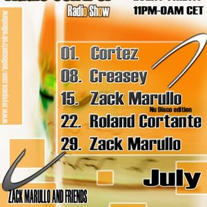 Creasey guestmix @ Audio Control Radio Show (2011-07-08)