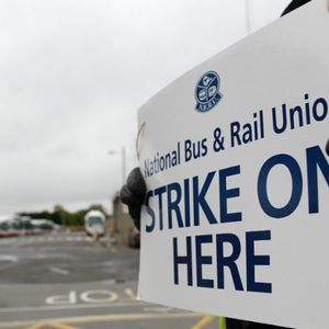 Dermot O'Leary - National Bus and Rail Union