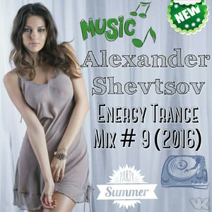 A.S - Energy Trance Mix # 9 (27.06.2016) [Exclusive]