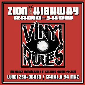 Zion Highway Radio-Show / Tr3lig / Uncle Geoff / Enora /sept