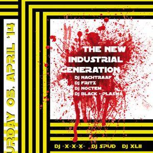 DJ Nachtraaf - Cyberia (feat. TNIG #2) - Set 1