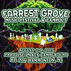 Farrest Grove Sunrise Set 8/9/15