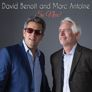 Cloud Jazz Nº 1267 (David Benoit & Marc Antoine)