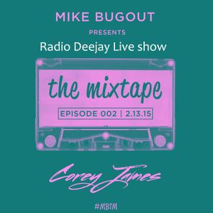 Radio Deejay live - Mike Bugout mixtape 002