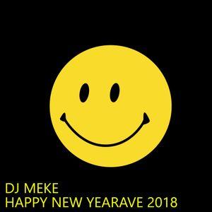 DJ Meke - Happy New Yearave 2018 (Finnish 90s rave & happy harcore mixtape)