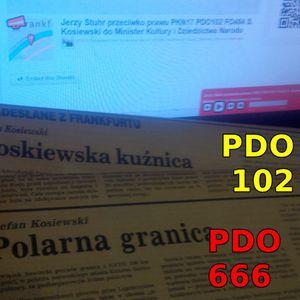 SKREMOWANA EUROPA PDO666 Sitwa z Magdalenki z immunitetami w Brukseli FO von Stefan Kosiewski SSetKh