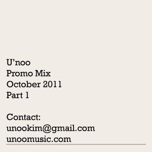 u'noo promo mix october 2011