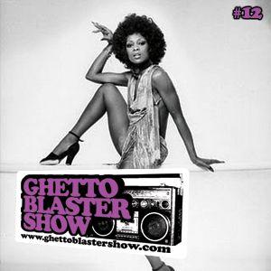 GHETTOBLASTERSHOW #12 (feb.06/10)
