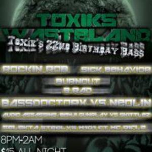 Toxik's Wasteland (Full)