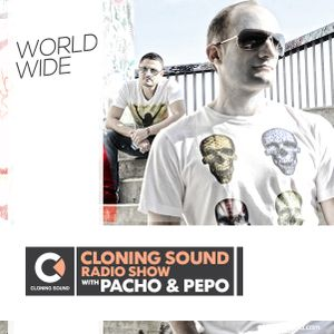 Pacho & Pepo in Cloning Sound record studio :: Cloning Sound radio show #152