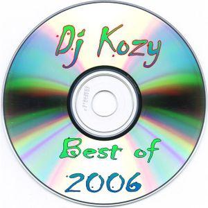 Dj Kozy - Best of 2006