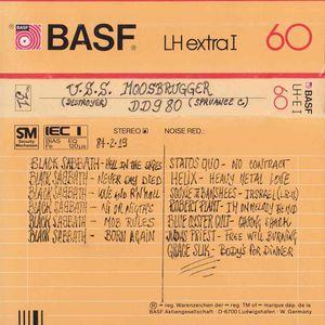 Lança Chamas (18/02/1984) Especial Black Sabbath Pt2