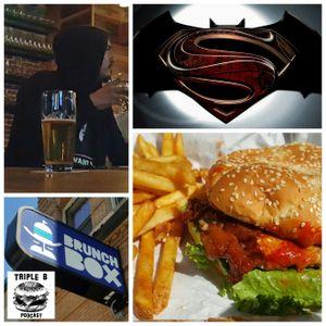 Episode 28 - Batman v Superman with Onry Ozzborn (04 - 03 - 16)