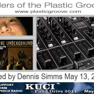 Riders of the Plastic Groove June 13, 2011 mixed by Dennis Simms