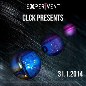 CLCK presents @ Experiment club, Liberec, 31.1.2014