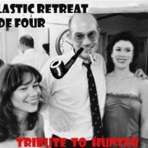 The Elastic Retreat #4 Tribute to Hunter S. Thompson