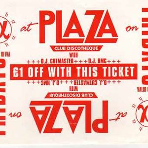 Alpha The Party Zone   Cutmaster Feb 1993 @ The Plaza