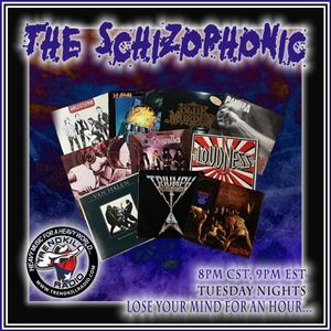 The Schizophonic on Trendkill Radio Session 59