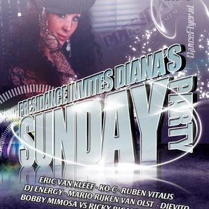 DJ Energy live @ PresiDance 9-10-11