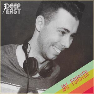 Jay Forster Live at The Magic Roundabout in Shoreditch for Deep East - June 2017