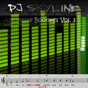 Alle Meine Bootlegs Vol. 3 - Mixed by DJ Skyline
