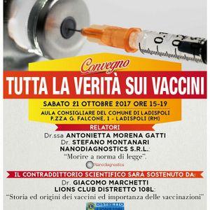 Tutta la verità sui vaccini - conferenza - diretta web di Emiliano Babilonia ( ricercatore )