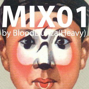 BP MIXTAPE MIX01 by heavy