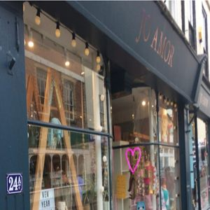 Jo Amor from lifestyle,clothes, accessories store and cafe in Tiverton