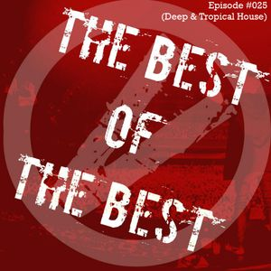 THE BEST OF THE BEST | EPISODE #025 (DEEP HOUSE & TROPICAL HOUSE)