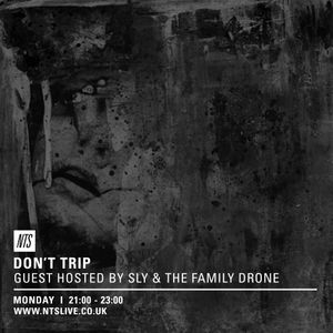 Don't Trip w/ Sly & The Family Drone - 28th September 2015