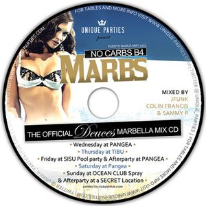 J Funk, Colin Francis & Sammy P - The Only Way Is Marbella 2011