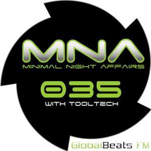 tooltech - dj set - MNA036 (jul02) - globalbeatsFM