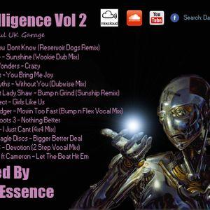 Intelligence Vol 2 - Soulful UK Garage Mixed By Dan Essence