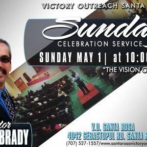 Pastor James Brady: Sunday Morning Celebration Service (5.1.16) Acts 13:2-3