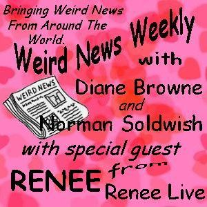 Weird News Weekly March 22 2018