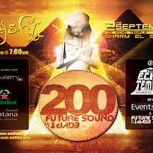 Sied Van Riel - FSOE 200 Live 2011