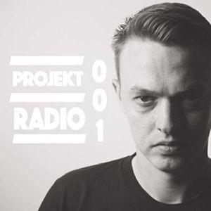 Projekt Radio Episode 1 - The MDH Projekt Featuring Orbz