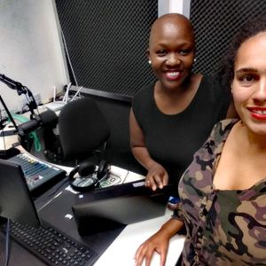 Basha Taylor and Candace Conradie Interviews Nelly Fizzle
