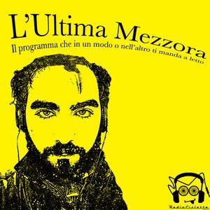 Ultima Mezzora - 30/04/12 - il lunedì con Mario