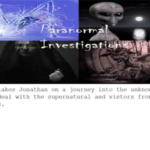 Paranormal Investigations #5: Doublegangers