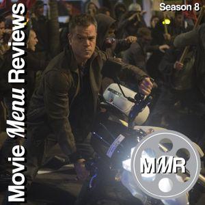 Movie Menu Reviews Jason Bourne