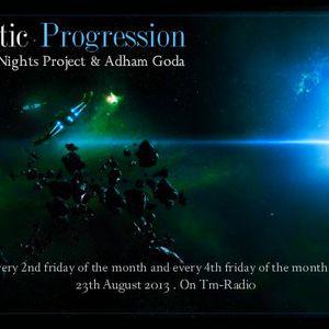 Adham Goda - Mystic Progressions 001 [23.8.2013] On Tm-Radio