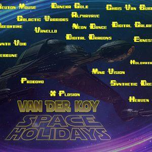 Space Holidays Megamix