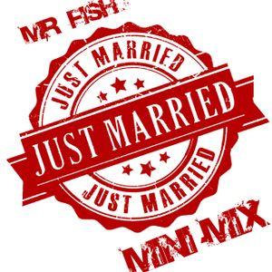 Mr Fish Just Married MINI MIX