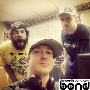 WIB Rap Radio with Ngajuana and Mad Hattr