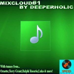 Mixcloud#1 By Deeperholic