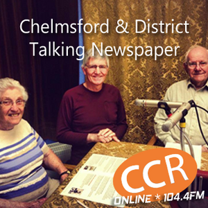 Chelmsford Talking Newspaper - #Chelmsford - 22/10/17 - Chelmsford Community Radio